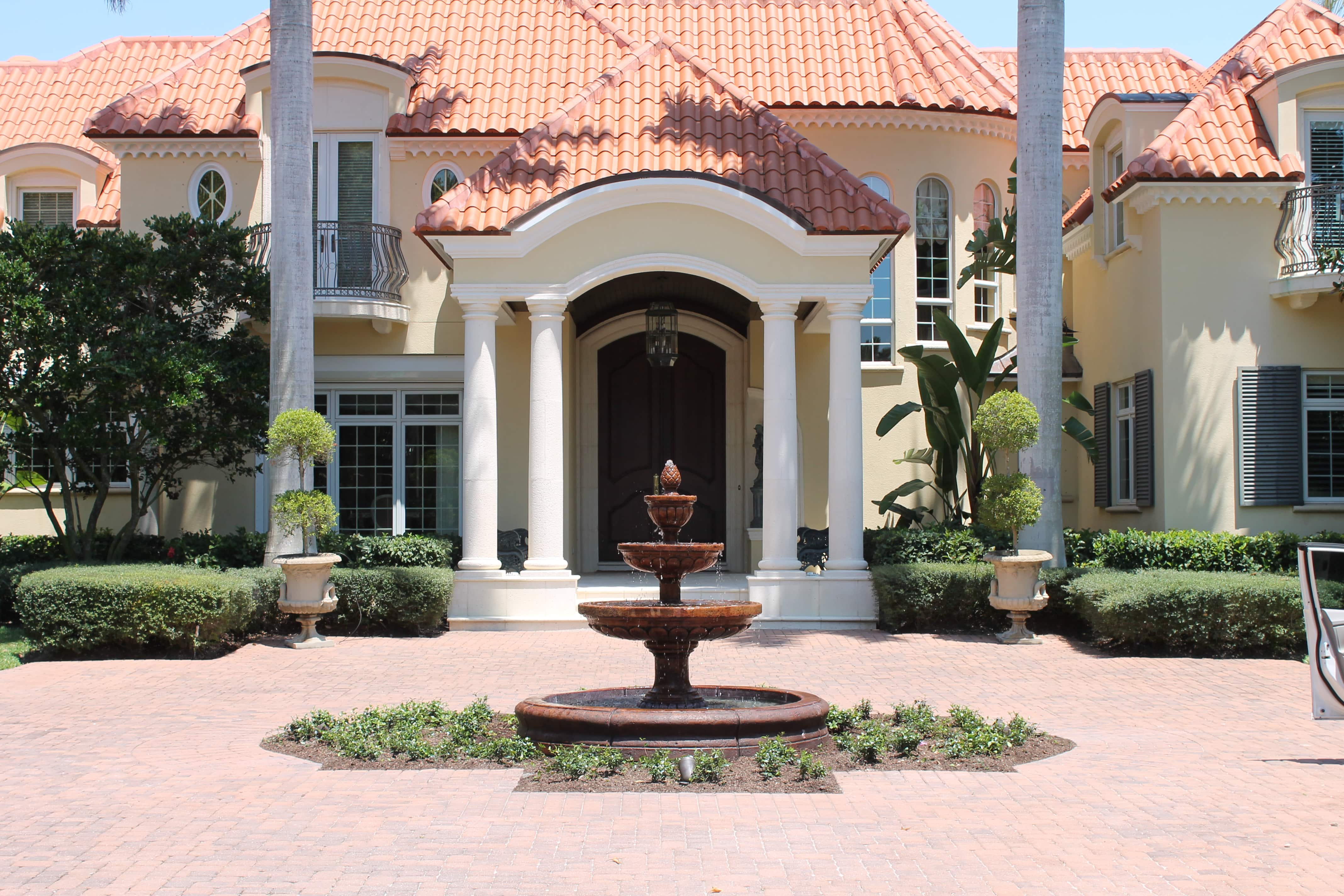 Waterfalls & Fountain Systems